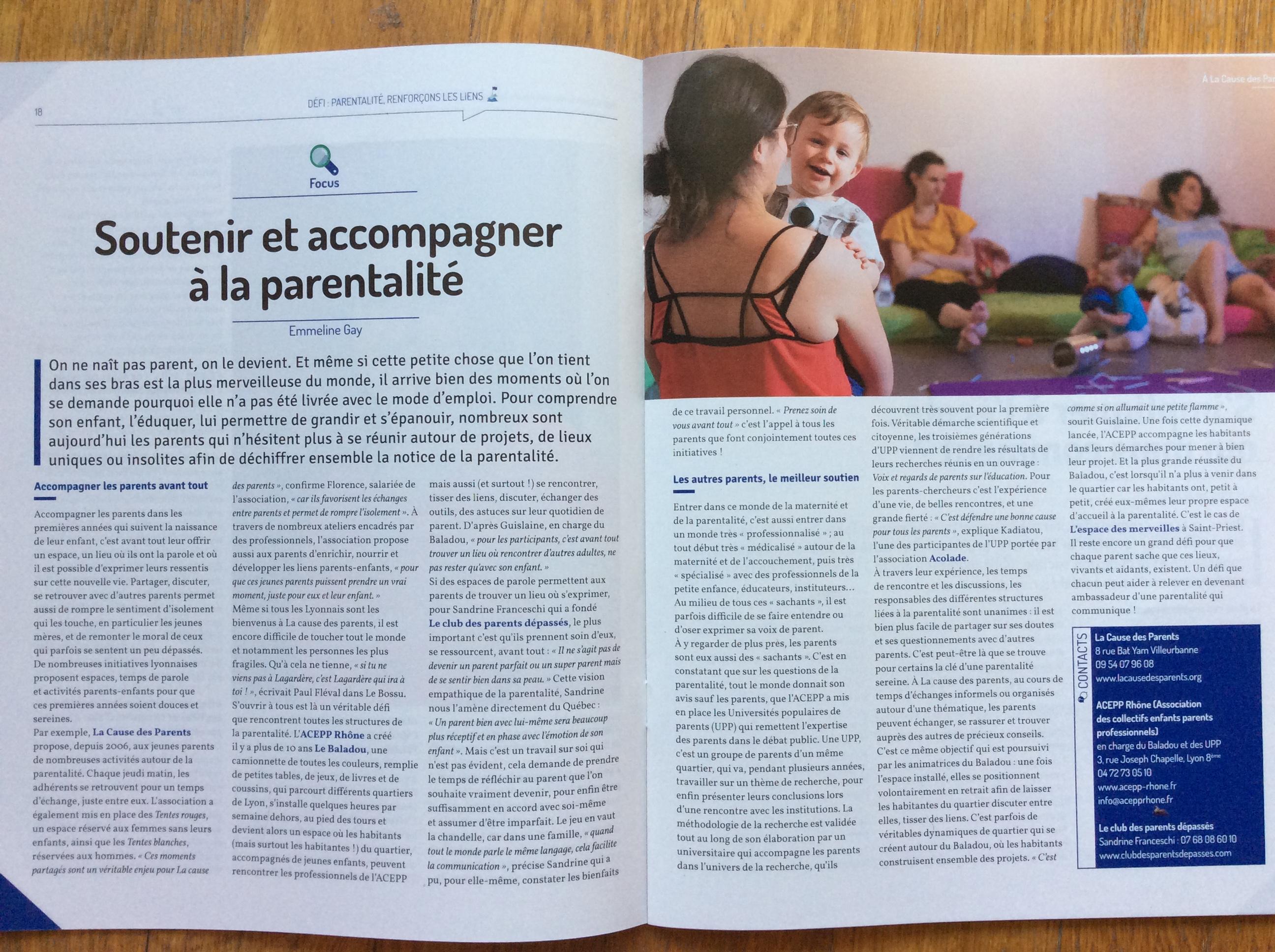 Parentalité Lyon. Discipline positive Lyon. Sandrine Franceschi